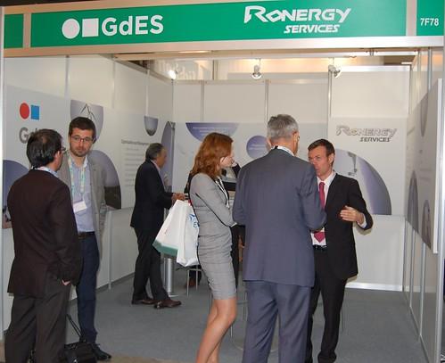 GdES y Ronergy Services presentan su oferta al sector eólico europeo