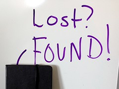 Was Lost, Now Found