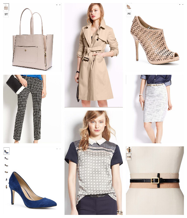 cute & little blog   ann taylor 40% off sale picks