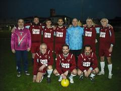 Calcio, la squadra del comune di Altopascio