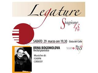 concerto legature Bogomolova