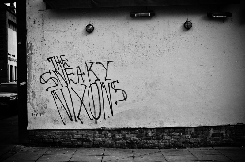 Sneaky Nixons