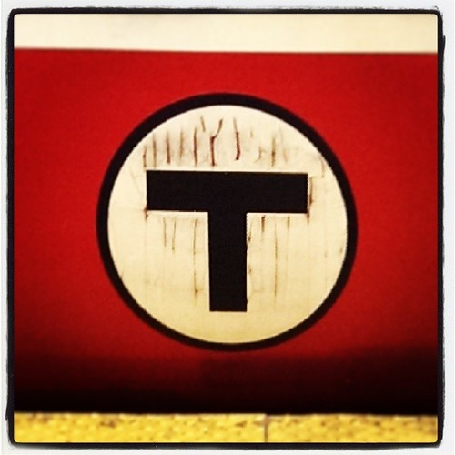 The T was angry that day, my friend...