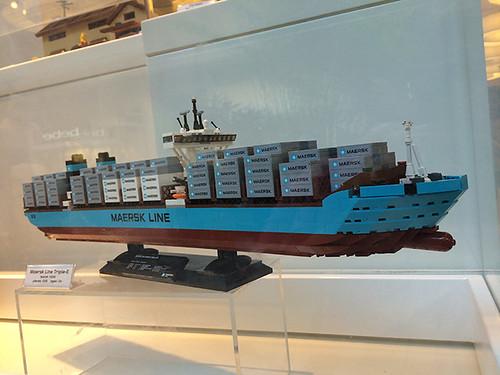 LEGO Maersk