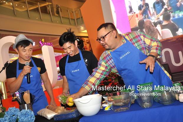 Masterchef All Star Malaysia 12