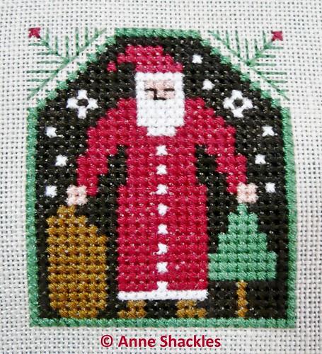 Prairie Schooler-2010 Santa Freebie