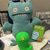 Today is Take Your Uglies To Work Day! #uglydoll