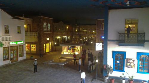 Millenium mall, Lubango