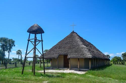 Nakambale church