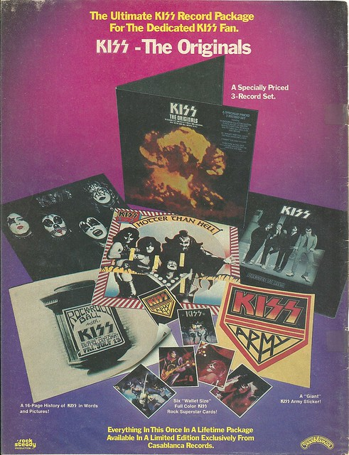 "Kiss ""The Originals"" (Released: 07/21/76)"