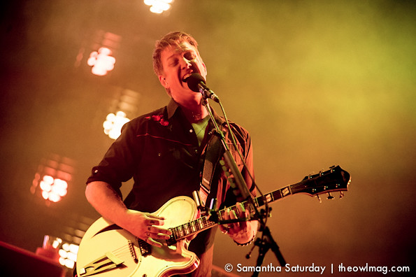 Queens of the Stone Age @ Coachella 2014 Weekend 2 - Saturday