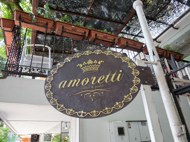 Entrance to Amoretti