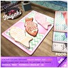 ~silentsparrow~ Taiyaki Platter! Coming Soon to Origami!
