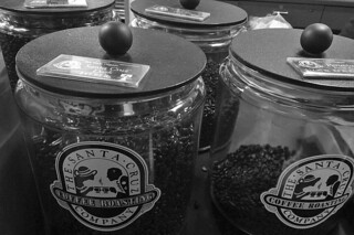 Santa Cruz - Santa Cruz Roasting Company Coffee beans