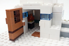 LEGO Minecraft The Snow Hideout (21120)