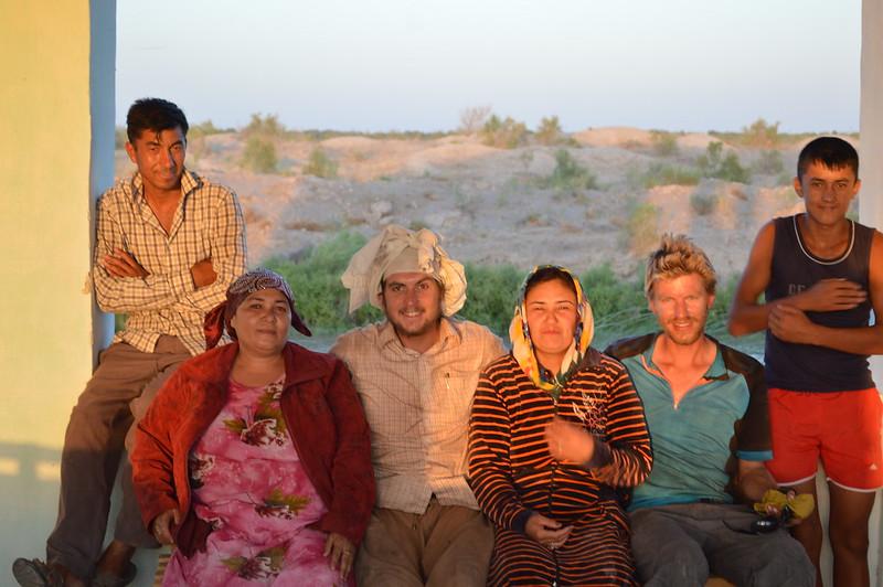 Uzbekistan hospitality