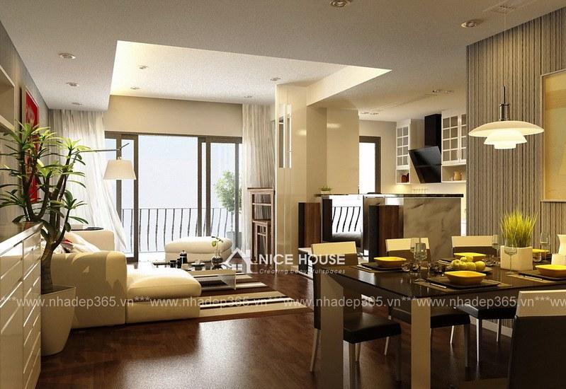 Thiết kế nội thất nhà anh Minh - Ngọc Khánh_07