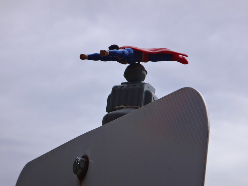 Roadside Toys - Superman