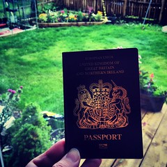 Finally renewed my passport, I can escape from this dreich weather!