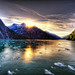 Tracy Arm Fjord by TheDude111111