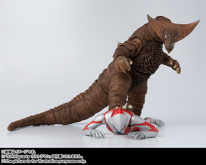 S.H.Figuarts 超人力霸王系列【古代怪獸:哥摩拉】Gomora ゴモラ