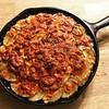Potatoes casserole — Casserole de pommes de terre