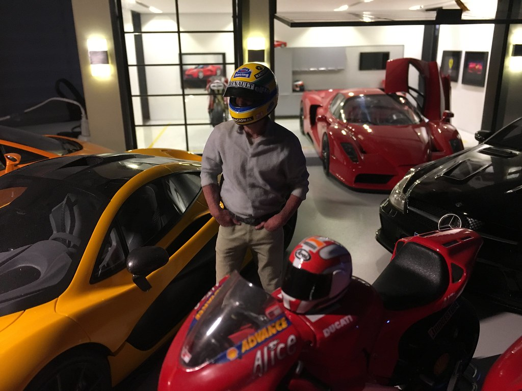 Exotic Car Dealerships Near Me >> 1 12 Scale Exotic Car Collection Featuring My New Mini Me