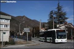 Mercedes-Benz Citaro K - RTUD (Régie des Transports Urbains Dignois)