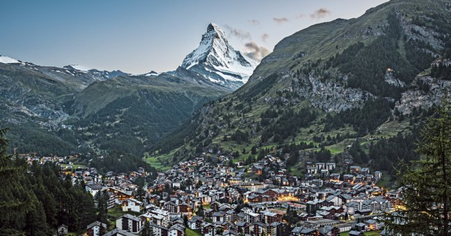 Švýcarské TOP vrcholy (8 dní)
