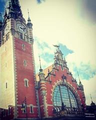#gdansk #główny #railwaystation #trainstation #architecture #poland #polska #polonia