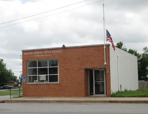 Post Office 73567 (Sterling, Oklahoma)