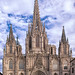 Cathedral of the Holy Cross and Saint Eulalia - Barcelona by Ferdi's - World