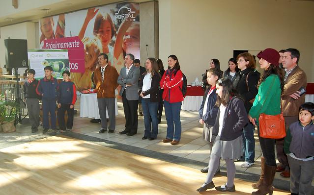 Inauguración de Exposición.