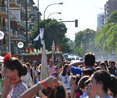 Cruz de Mayo Vedruna por Eduardo Dato