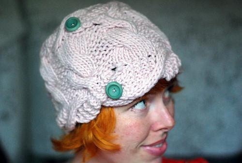 Pink Squish Hat