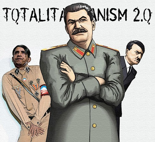 TOTALITARIANISM 2.0 by WilliamBanzai7/Colonel Flick