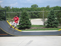 Indian Boundary Skate Park