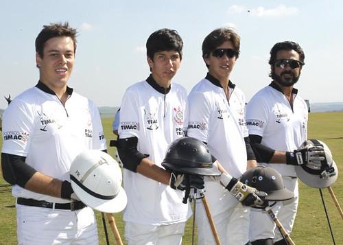 Corinthians Polo Team...