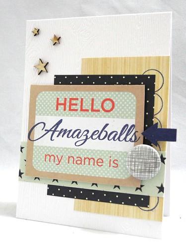 My Name is Amazeballs