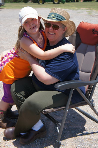 Emma: Granny and Sarina