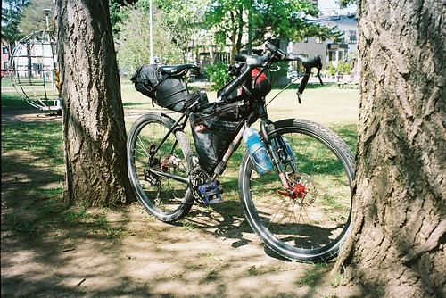 TKD's Bike
