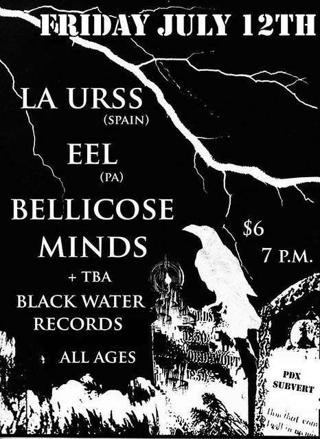 7/12/13 LaUrss/Eel/BellicoseMinds