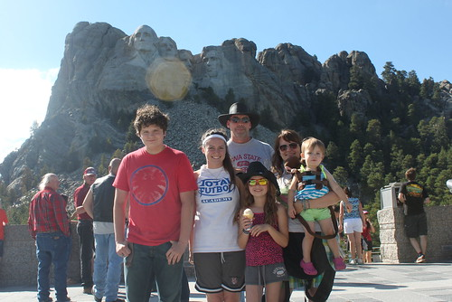 rehas at mt rushmore