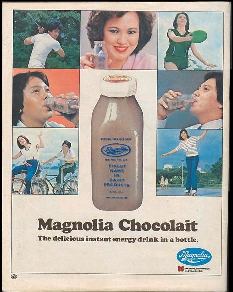 Magnolia chocolait