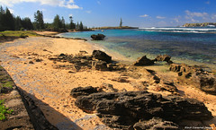 Slaughter Bay Beach, Kingston, Norfolk Island
