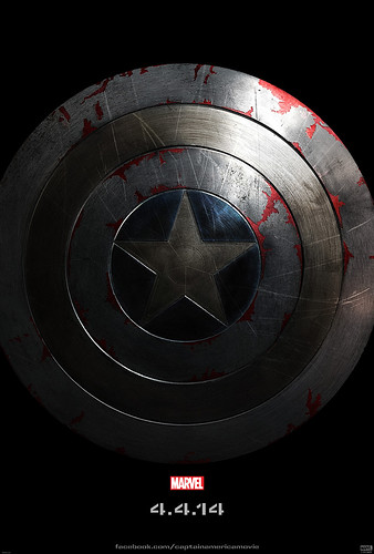 Captain America: The Winter Soldier Teaser Poster Released!