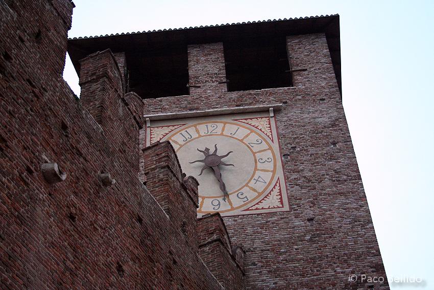 Torre del Castelvecchio. © Paco Bellido, 2006