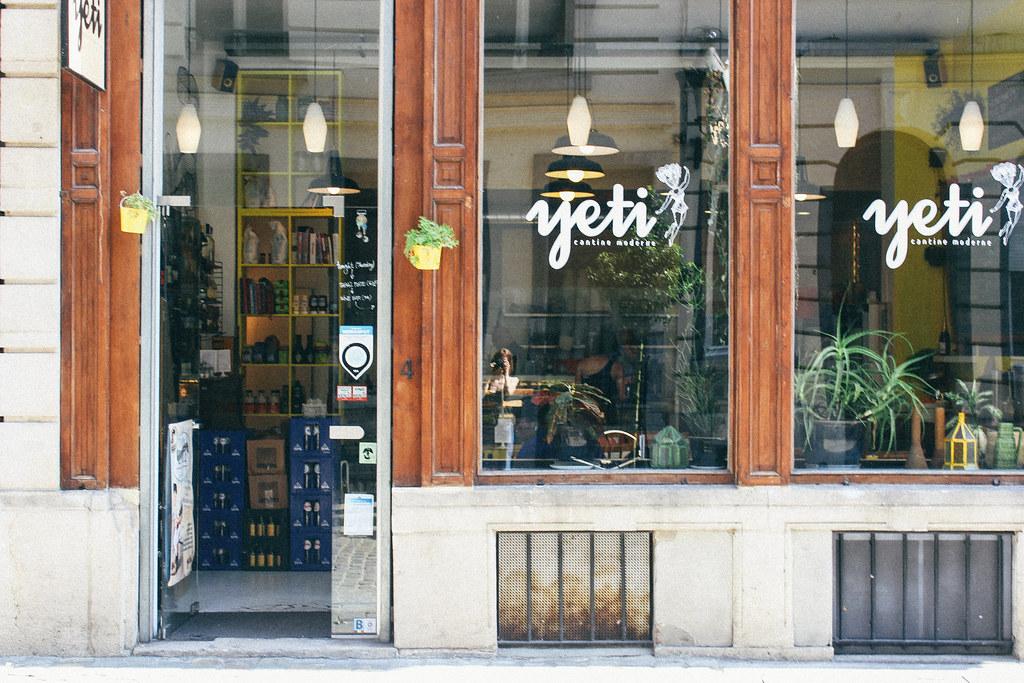 Yeti Cafe