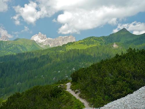 Panorama da sentiero 472