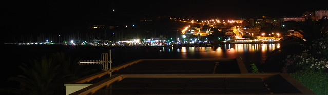 Piombino by night